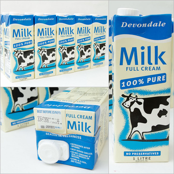 Sữa tươi Devondale nguyên kem nhập khẩu Úc