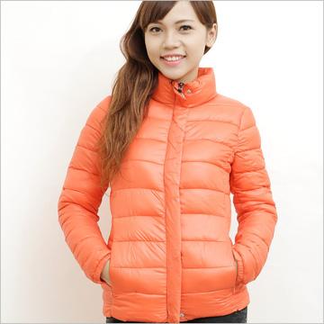 Ấm áp ngày đông với áo phao siêu nhẹ cho nữ