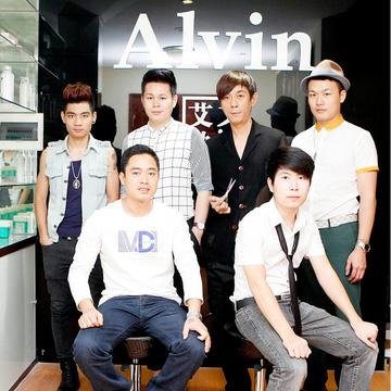 1 trong 3 gói làm tóc đẳng cấp Alvin Hair Salon