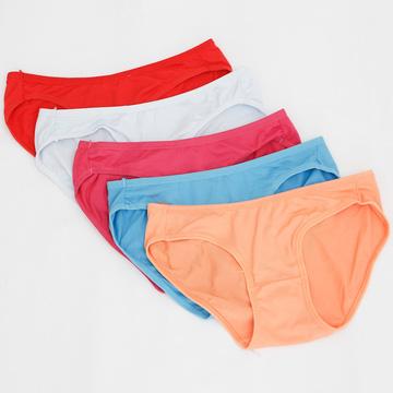 Thoải mái, tự tin hơn với Combo 5 quần lót cotton