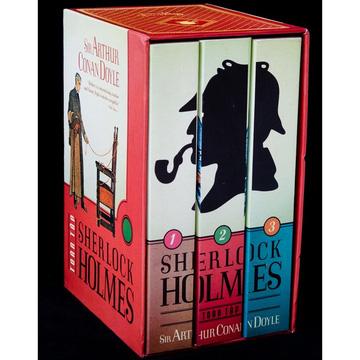 Toàn tập 60 vụ án của Sherlock Homles