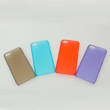 Combo 3 ốp lưng trong các màu iPhone 5