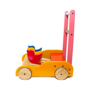 Xe gỗ tập đi cho trẻ em