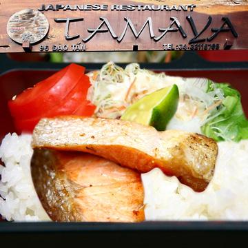 Set Nhật 1 người tại Nhà hàng Tamaya