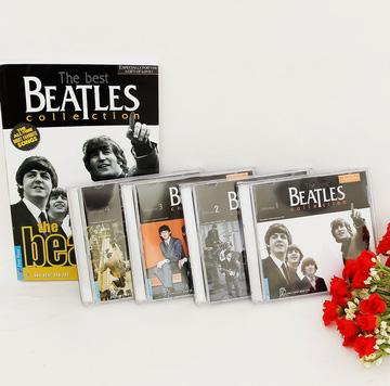 Tuyển tập các bài hát hay nhất của Beatles + 4 CD