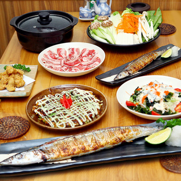 Ẩm thực Nhật Bản tinh tế nhà hàng Tamaya