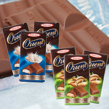 Combo 6 thanh Chocolate Orient từ Thổ Nhĩ Kỳ