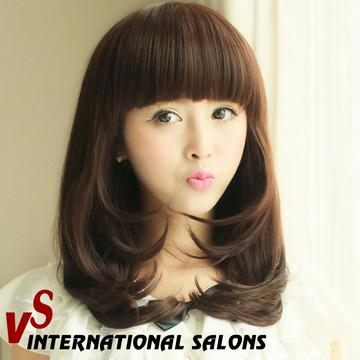 1 trong 5 gói làm tóc VIP tại VS International