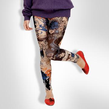 """Combo 3 quần mặc nhà họa tiết """"xì tai"""""""