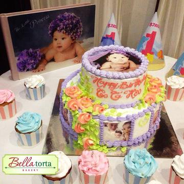 Voucher mua bánh ga tô in ảnh Bella Torta Bakery