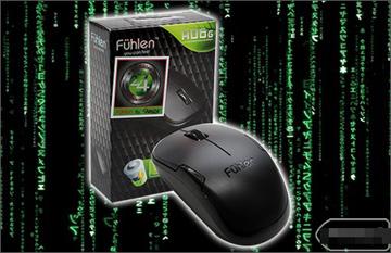 Chuột không dây Fuhlen công nghệ hiện đại