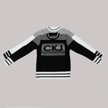 Combo 2 áo len CKJ thời trang cho bé trai