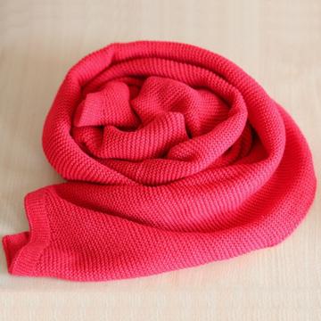 Khăn len mịn dáng dài