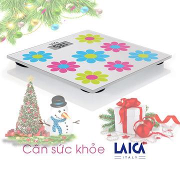 Cân sức khỏe LAICA PS1050 - Sắc màu Italy