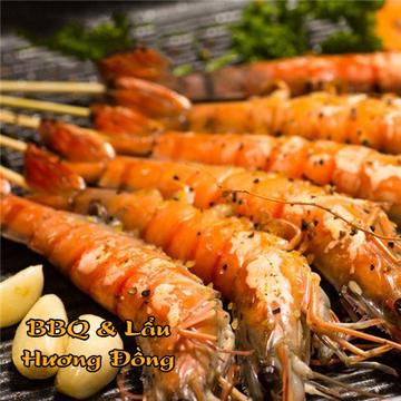 Buffet tối BBQ & Lẩu Hương Đồng- Miễn phí kem tươi