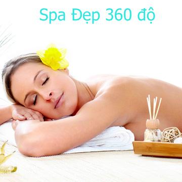 Massage body (Thụy Điển) + Massage và đắp mặt nạ mắt giảm quầng thâm - Spa Đẹp 360 Độ