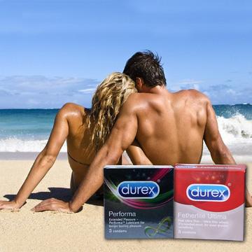 6 hộp bao cao su Durex siêu mỏng hoặc kéo dài thời gian
