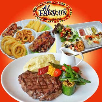 Nhà hàng Al Fresco's - Món ngon Châu Âu