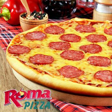 Voucher 3 bánh pizza đông lạnh  tại Roma Pizza