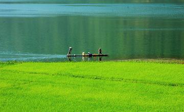 DU LỊCH TỪ THIỆN - KẾT NỐI CỘNG ĐỒNG: Tham quan di tích quốc gia Hồ Ba Bể tại Hồ Chí Minh