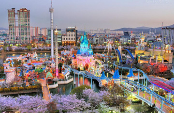 Tour Hàn Quốc 5N4Đ - Khám phá Seoul, trượt tuyết tại Yangi Pine... tại Hồ Chí Minh