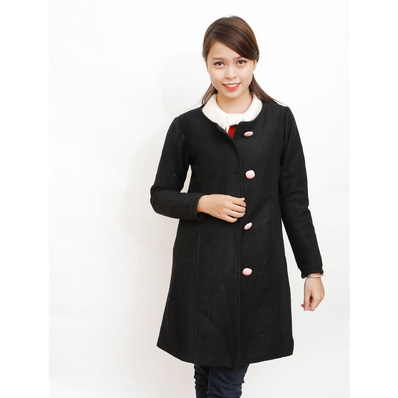 Áo khoác dạ phong cách cho mùa đông ấm áp