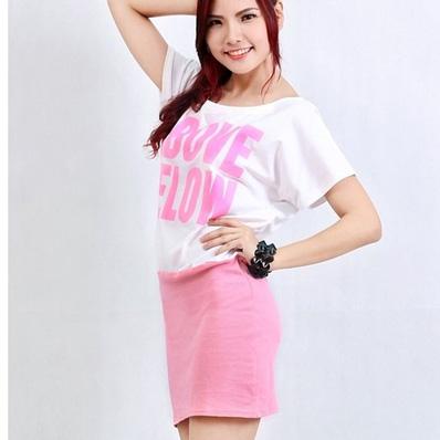 Đầm color xinh xắn