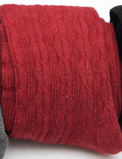 Tự tin và ấm áp diện quần tất len