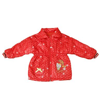 Thời trang và ấm áp với áo khoác phao cho bé gái