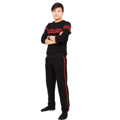 Bộ quần áo thể thao chất liệu nỉ da cá dầy cho Nam