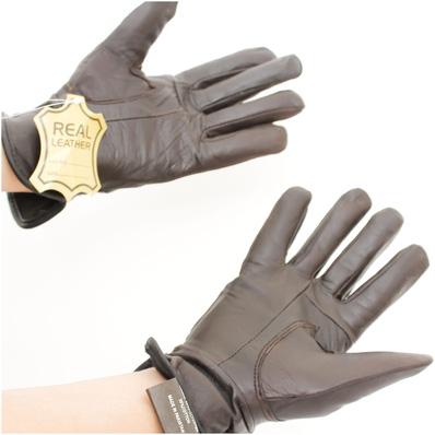 Găng tay da cừu mùa đông cực chất cho nữ