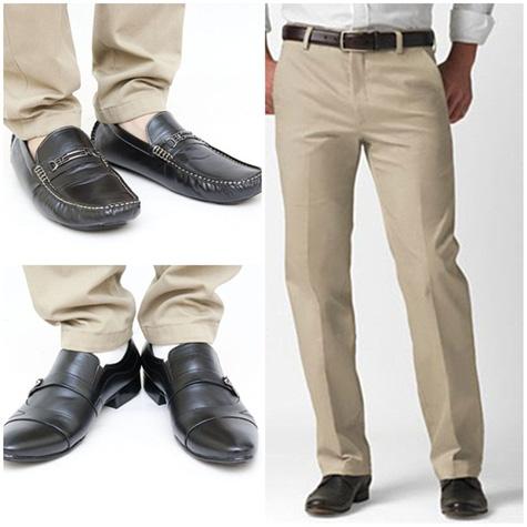 Thời trang Giày lười cho đàn ông