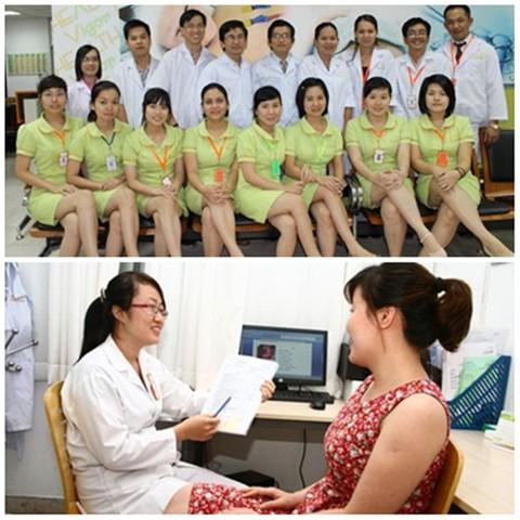 Gói khám sức khỏe Phụ khoa tổng quát tại Phòng khám đa khoa Vigor HEALTH - Chỉ 100.000đ được phiếu 1.000.000đ