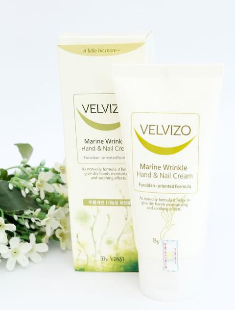 kem dưỡng da tay và móng Velvizo