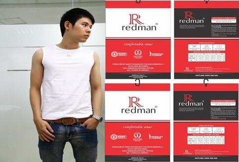 Nhận ngay 02 áo ba lỗ nam Redman 100% cotton của Mỹ - Chỉ với 115.000đ