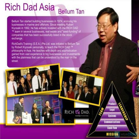 Hội thảo Làm chủ Sự giàu có với Bellum Tan - Nhà đầu tư triệu phú Singapore - Chỉ với 250.000đ