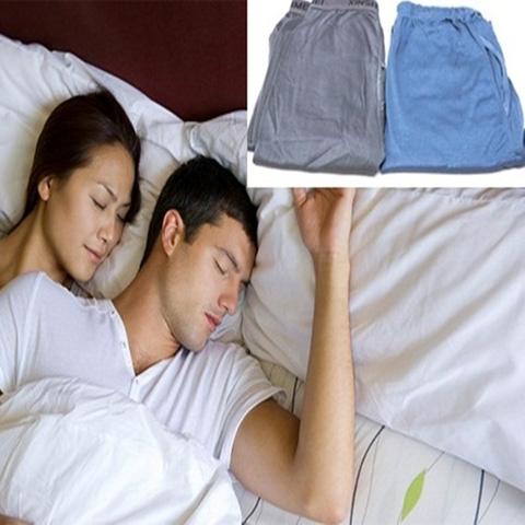 Combo 2 quần ngủ lót nỉ dành cho nam. Chỉ 90.000đ