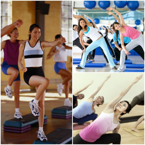 Khóa học Aerobic (30 buổi) tại CLB Thể dục Thẩm mỹ Eva - Bí quyết đơn giản để có một cơ thể đẹp, sức khỏe dẻo dai - Chỉ với 187.000đ