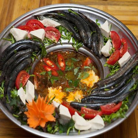 Đặc sản Lẩu cá kèo thơm ngon cho 04 người tại Vũ Thạnh Quán. Chỉ 403.000đ