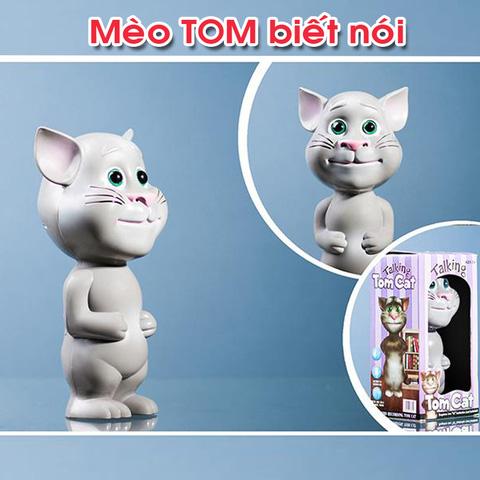 Mèo Tom biết nói - Chỉ 110.000đ/01 sản phẩm