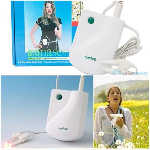 Máy điều trị viêm mũi dị ứng không dùng thuốc Bionase - Chỉ 1.183.000đ/chiếc