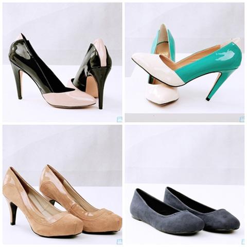 Giày nữ thời trang cá tính