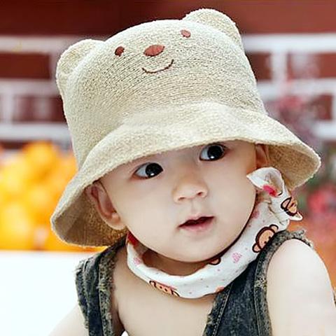 Mũ Gấu Xinh Cho Bé Yêu
