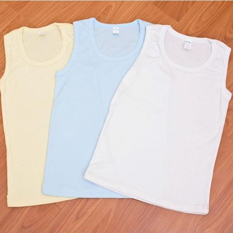 combo 3 áo ba lỗ cho bé size 8.10.12 .