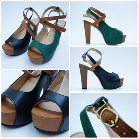 Phiếu mua Giày cao gót tại Shop T & T - Chỉ 205.000đ được phiếu 350.000đ