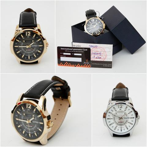 Đồng hồ nam Julius-Model JAH017 Cao Cấp