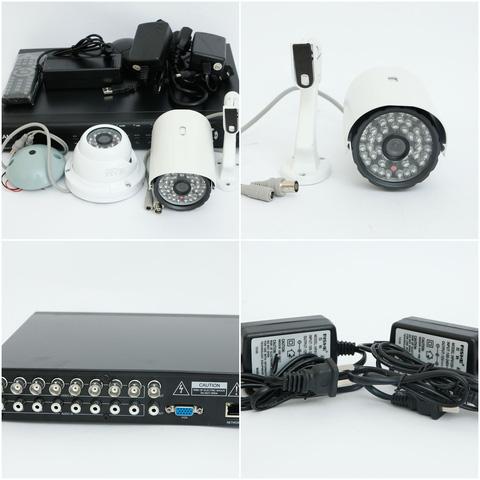 Bộ Camera giám sát Icam và Đầu ghi hình KTS