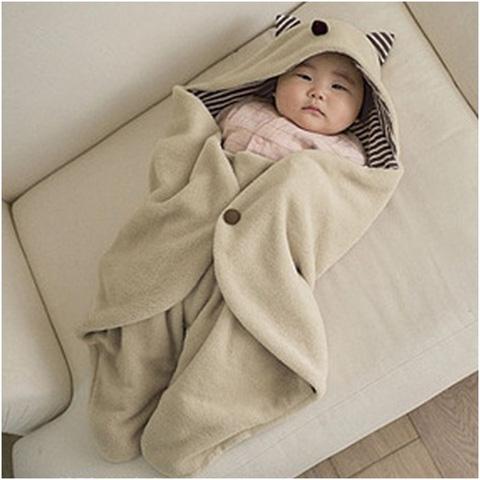 Bộ chăn ủ cho bé sơ sinh - 1 tuổi