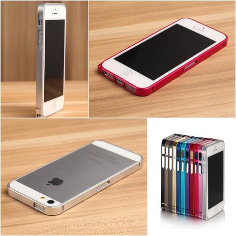 Ốp viền nhôm cho Iphone 4/4S/5