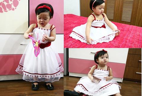 Váy công chúa xinh xắn đáng yêu cho bé gái - Chỉ với 95.000đ